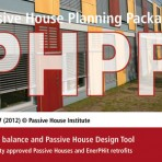 Passive House Planning Package (PHPP) 8  English (2013)