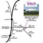 Intech Telegraph Way Morn Hill Winchester SO21 1HZ