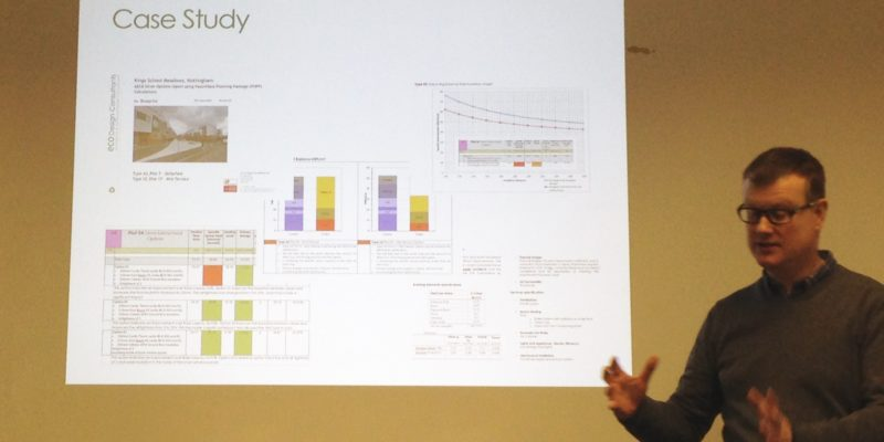 Alan talks about AECB Silver Standard