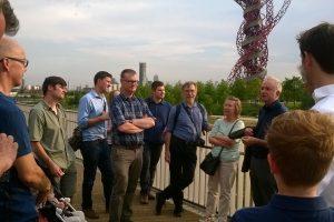 Olympic Park Visit