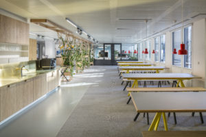 Cundall London Office
