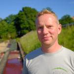 Lee Evans, organic roofs