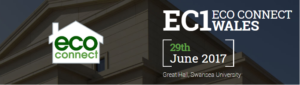 Eco Connect Wales Banner