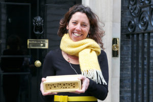 Faye at number 10