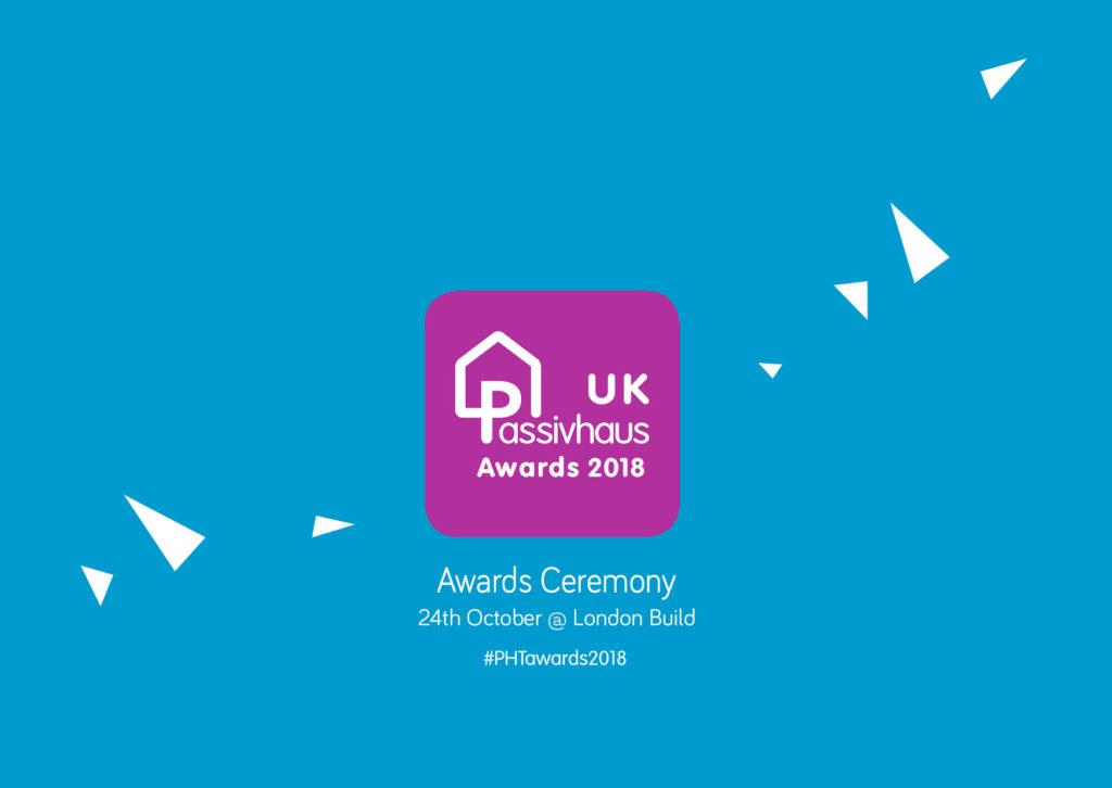 UK Passivhaus Awards Ceremony 2018