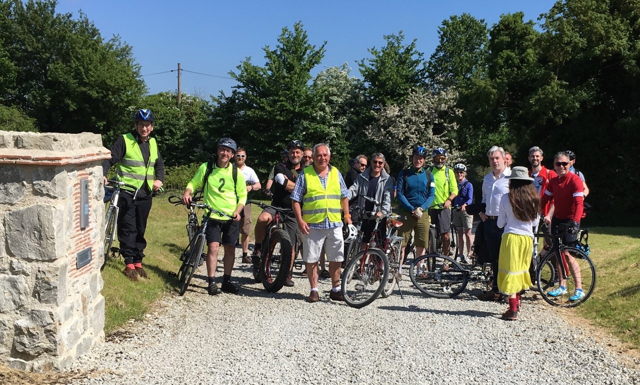 Aecb Kent Group September Events Including Popular: AECB » Caring Wood Is Destination For Kent Group Cyclists
