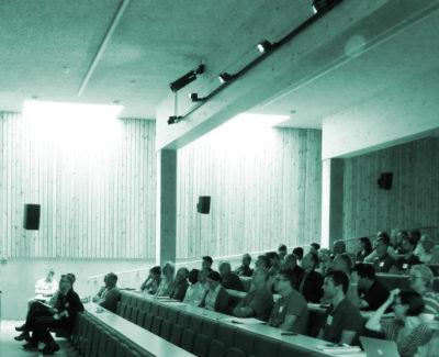 Vision - delegates at AECB Conference 2017
