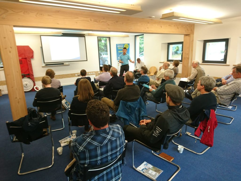 Aecb Kent Group September Events Including Popular: AECB » Eco Connect Roadshow Wales